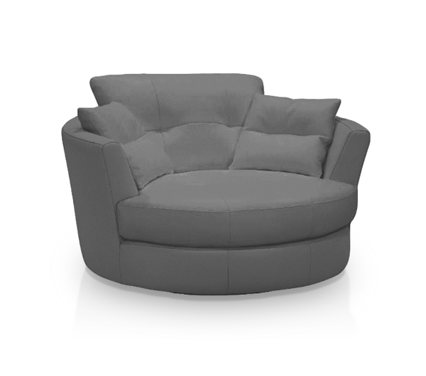 Junior Fabric Swivel Chair