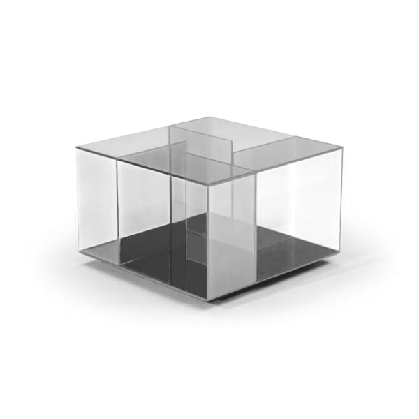Labirinto End Table Crystal