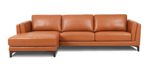 Lux Sectional - Leather