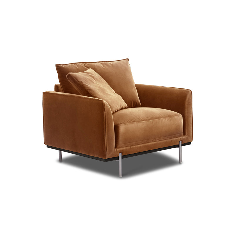 Picture of Mach Leather Arm Chair