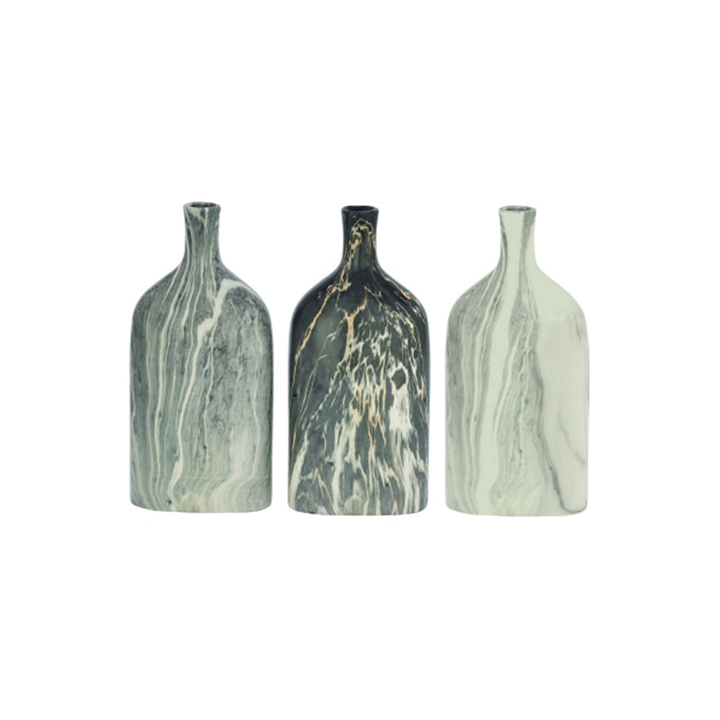 Picture of Marbled Ceramic Wide Bottle