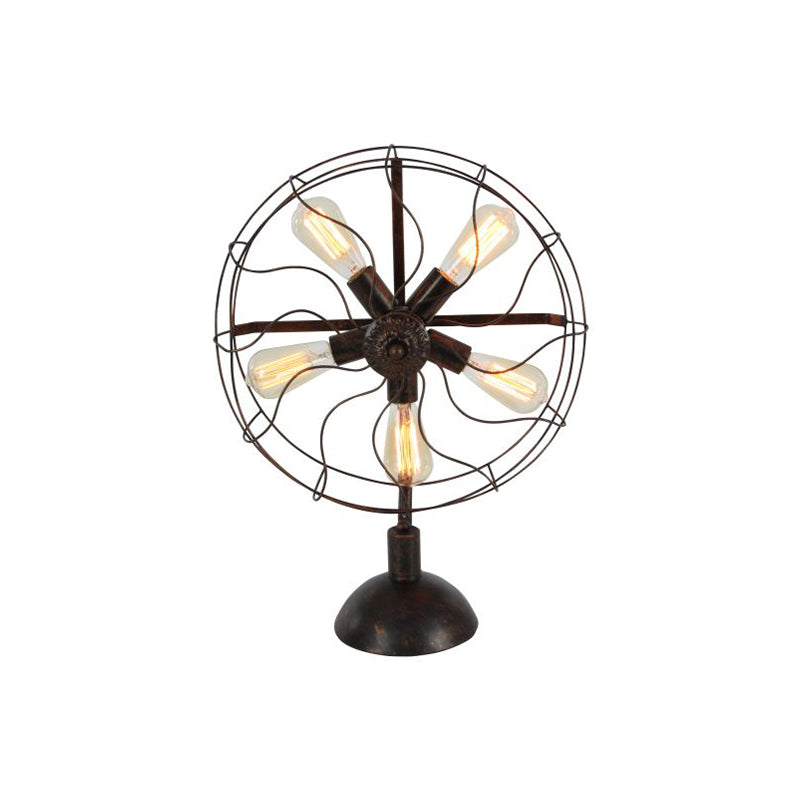 Picture of Metal Fan Light