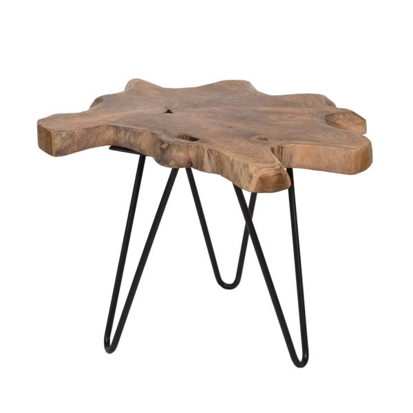 Picture of Natura Hairpin Nesting Table - Large