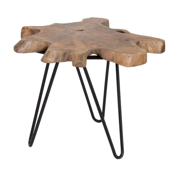 Picture of Natura Hairpin Nesting Table - Small