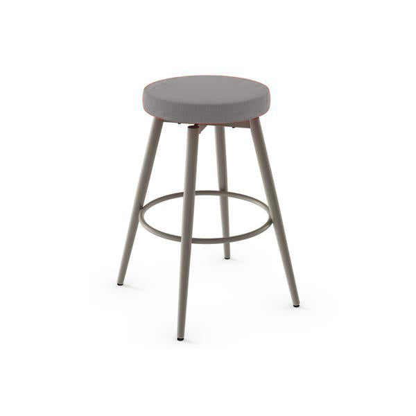 free shipping e122e b1028 Nox Swivel Counter Stool