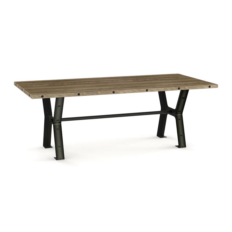 Picture of Parade Dining Table - Distressed Birch - 84""