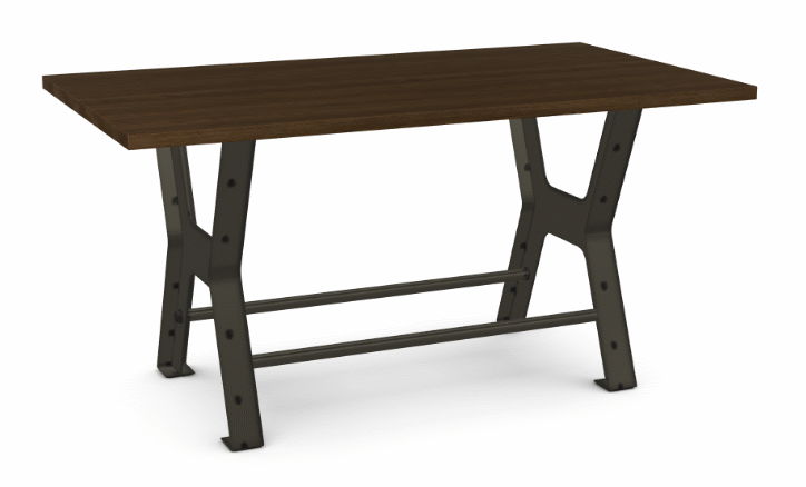 Picture of Parade Counter Table - Solid Ash - 72""