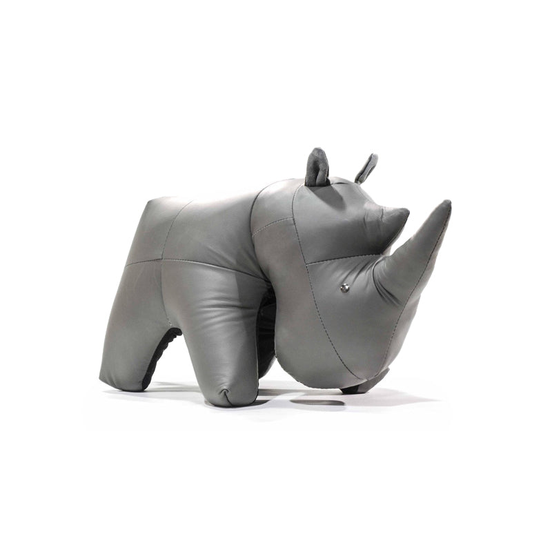 Picture of P Chan the Rhino Ottoman