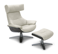 Ray Chair and Ottoman