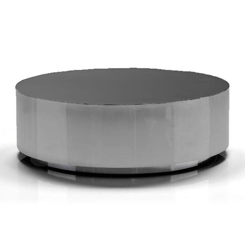 Sphere Coffee Table - Black Chrome