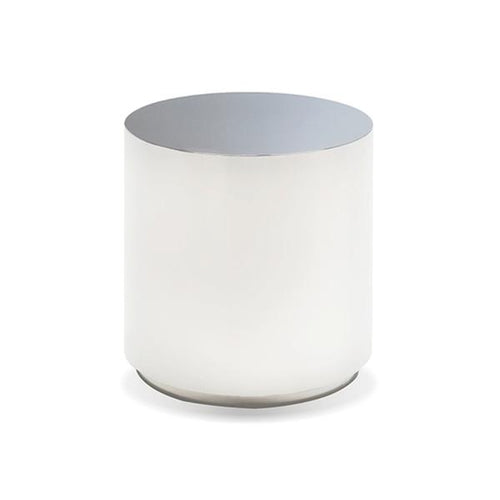 Sphere End Table - Chrome