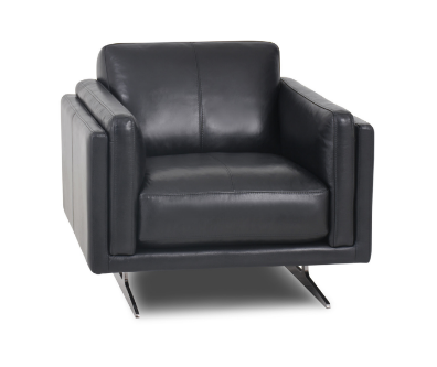Stax Armchair 1 - Leather