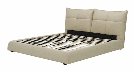 Picture of Thorne King Bed - Top Grain Leather