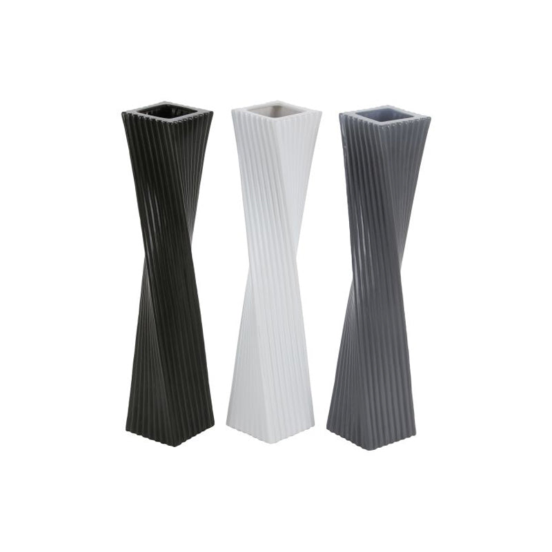 Picture of Twisted Ceramic Vases