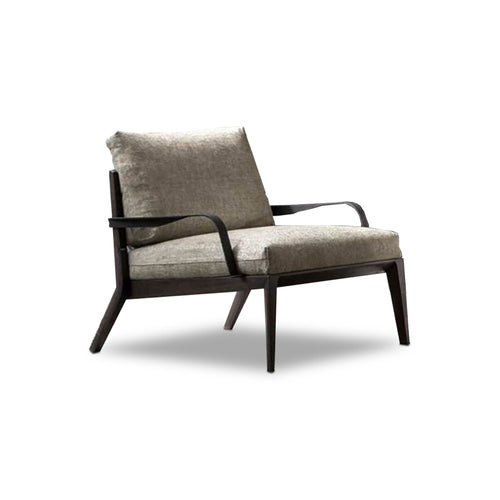 Viaggio Fabric Arm Chair