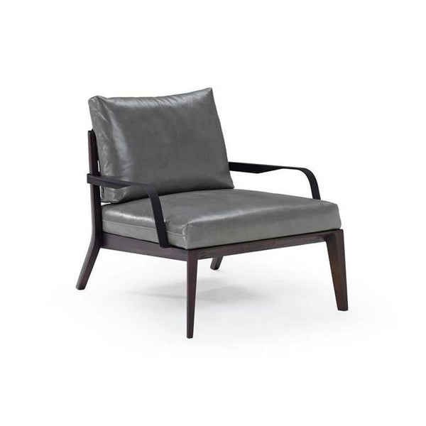 Viaggio Leather Arm Chair