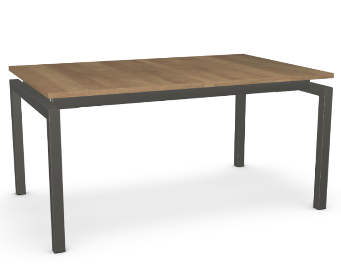 Picture of Zoom Extendible Dining Table - Wood Veneer Top