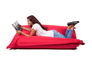 Extra Large Red Bean Bag Chair