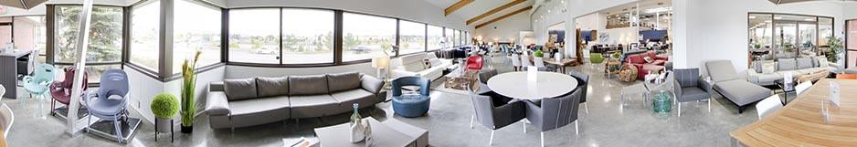 Beau Check Out The Virtual Tour Of Our Edmonton Modern Furniture Store   Click  Here!