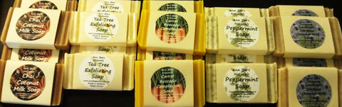 Soap of the Month *** Price includes shipping in the US.