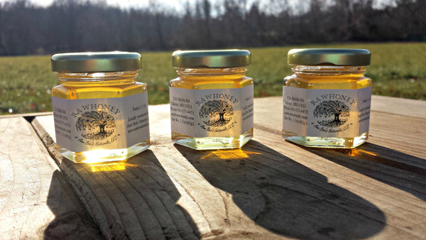 Raw Honey 2ozJar