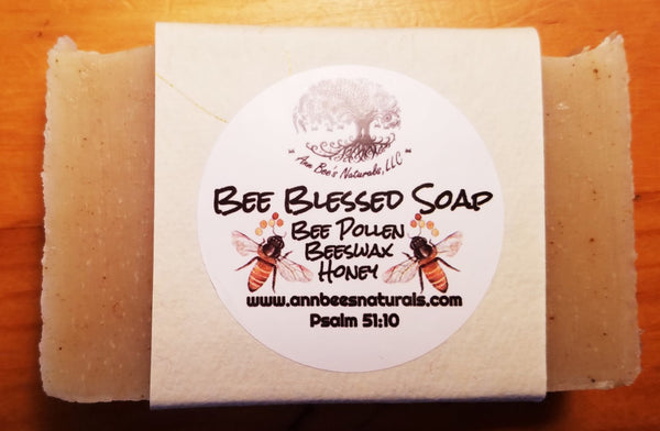 Bee Blessed Soap