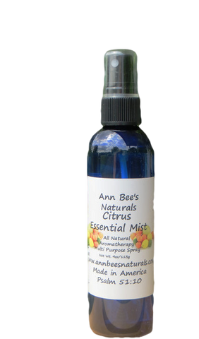 Citrus Essential Mist