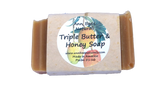 Triple Butter & Honey Premium Soap