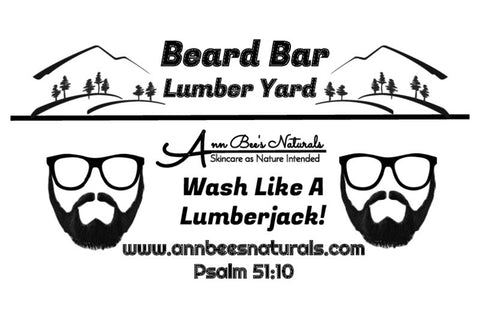 Lumber Yard Beard Bar Soap