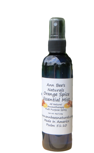 Orange Spice Essential Mist