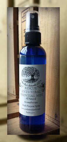 RESCUE Anti-Viral Essential Mist