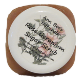 Rose Geranium Sugar Scrub