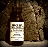 Spicy Vanilla Beard Oil