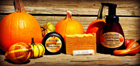 Spiced Pumpkin Lip Butter Balm