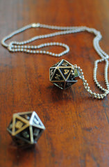 Surgical Stainless Steel D20 20 Sided Die