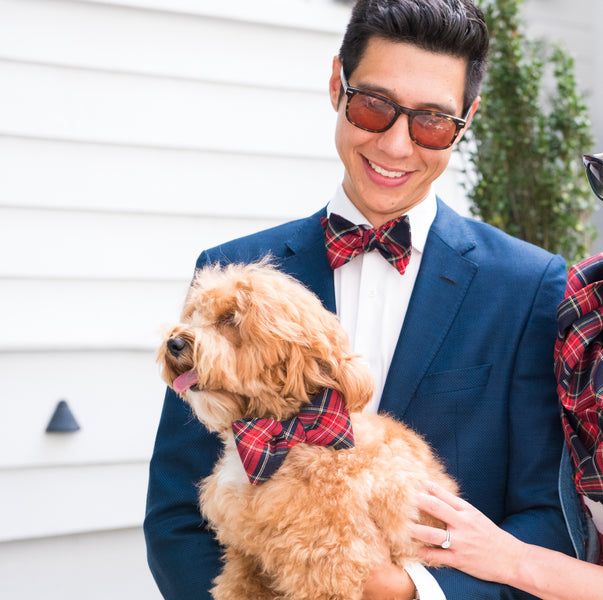 Men's Matching Bow Ties