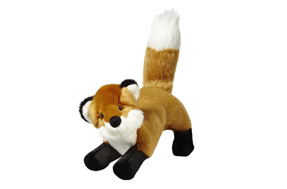 "Fluff & Tuff™ ""Hendrix the Fox"" Dog Toy"