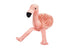 "Fluff & Tuff™ ""Lola the Flamingo"" Dog Toy"