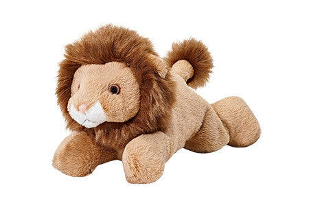 "Fluff & Tuff™ ""Leo the Lion"" Dog Toy"