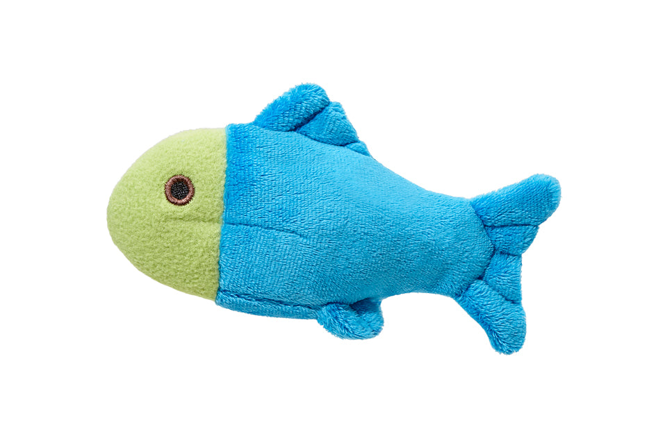 "Fluff & Tuff™ ""Molly Fish"" Dog Toy"