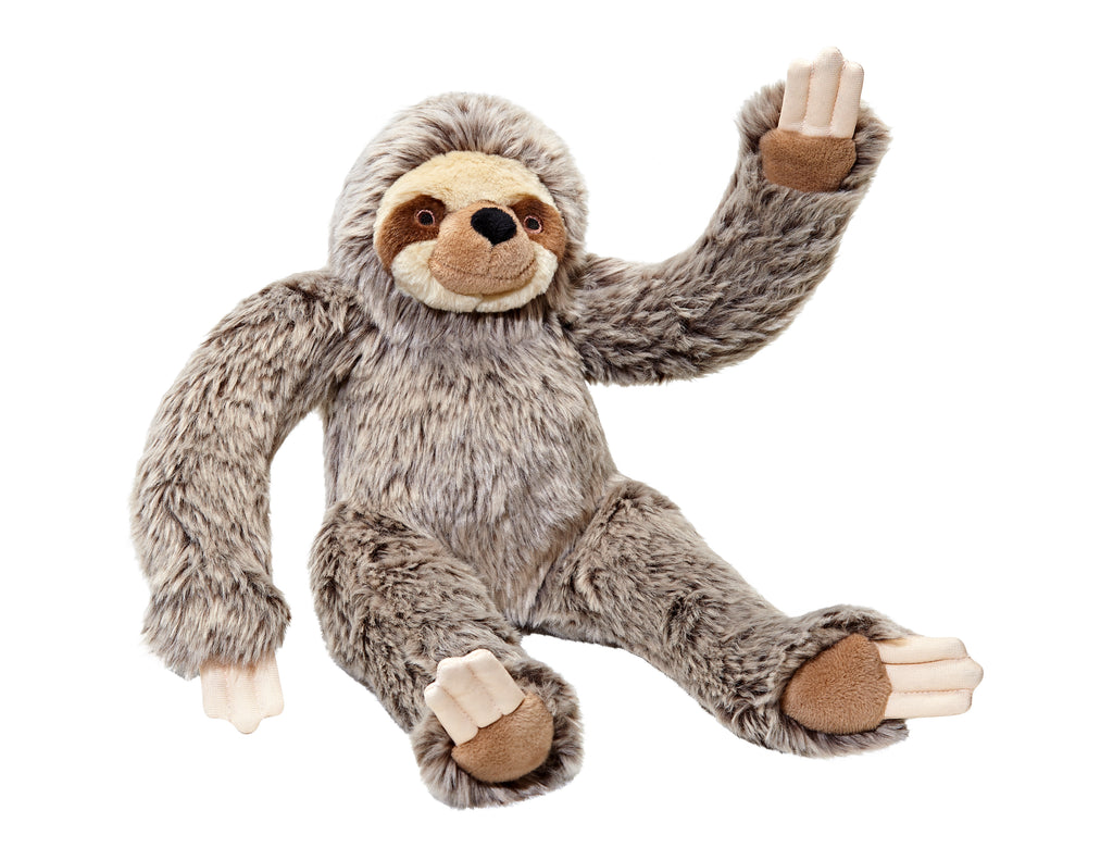 "Fluff & Tuff™ ""Tico the Sloth"" Dog Toy"