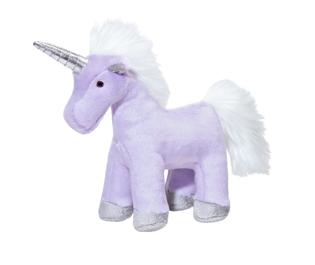 "Fluff & Tuff™ ""Violet the Unicorn"" Dog Toy"