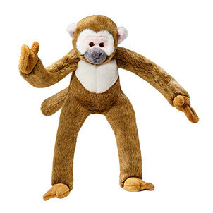 "Fluff & Tuff™ ""Albert the Monkey"" Dog Toy"