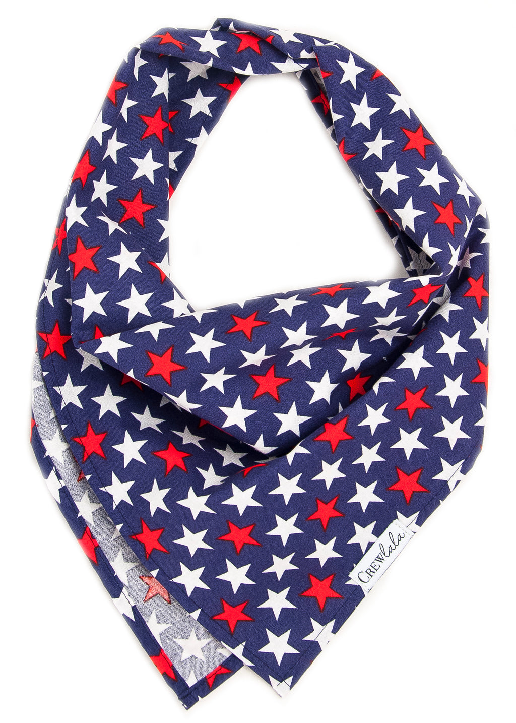 Patriotic Stars Dog Bandana
