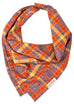 Avondale Plaid Dog Bandana