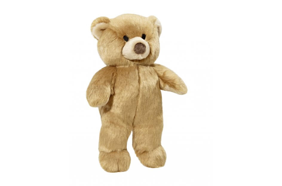 "Fluff & Tuff™ ""Mr. Honey Bear"" Dog Toy"