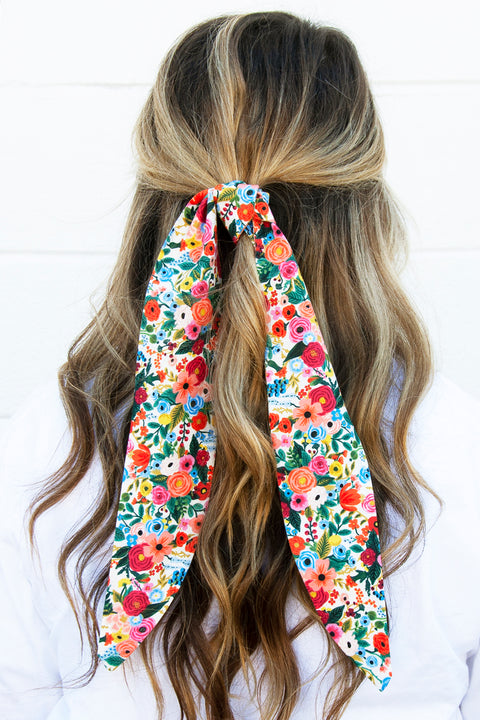 Blissful Blooms Hair Tie