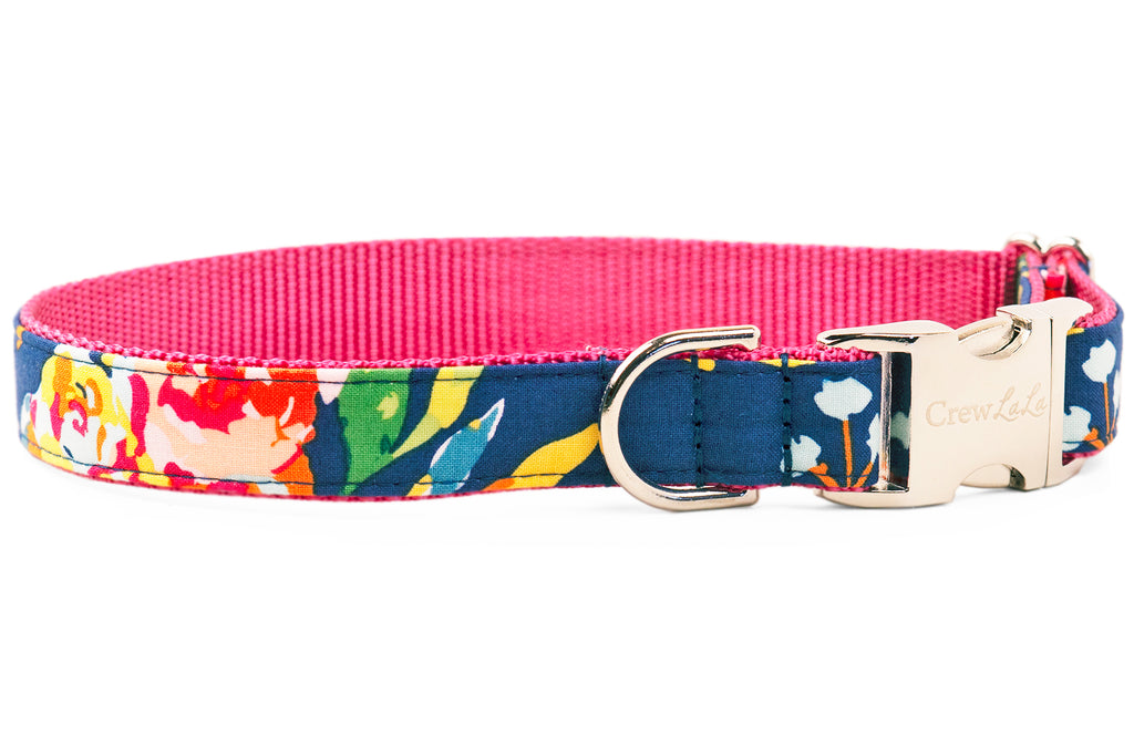 Kay's Bouquets Dog Collar