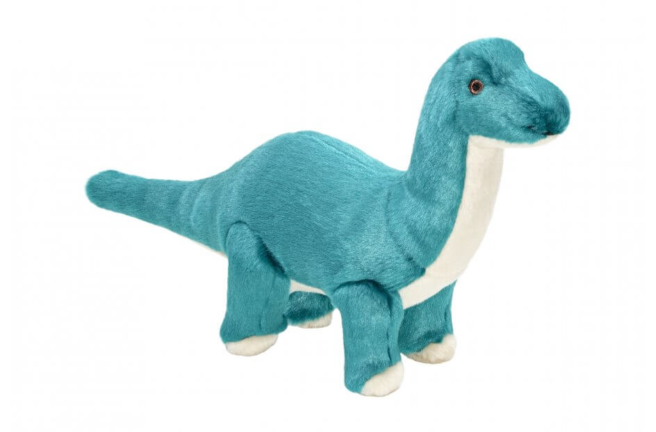 "Fluff & Tuff™ ""Ross the Brachiosaurus"" Dog Toy"