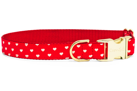 Happy Hearts Dog Collar